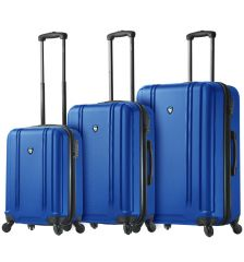 Sada cestovních kufrů MIA TORO M1210/3 - modrá