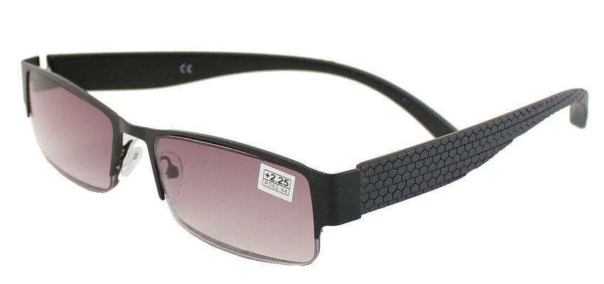 Dioptrické brýle B&B 001/ +2,75 zabarvené