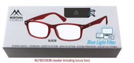 Brýle na počítač BLF BOX 83B bez dioptrií