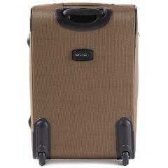 Sada 3 textilních kufrů WINGS 1706 DOUBLE YELLOW L/M/S E-batoh