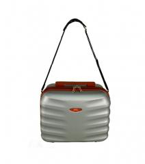 Kosmetický kufřík RODOS SILVER velký RGLSILVER E-batoh