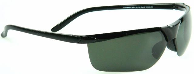 Polarizační brýle WITHGO 4003 zelené čočky Cat.3 + pouzdro E-batoh
