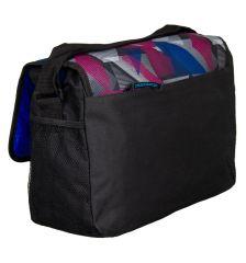 Taška přes rameno OBSESSED 7311o Dynamic - modrá/zelená E-batoh