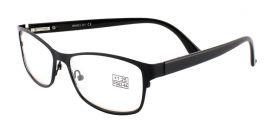 Dioptrické brýle BM901/ +2,25 BLACK s pérováním
