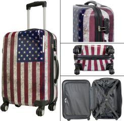 Cestovní kufr USA malý S MONOPOL E-batoh
