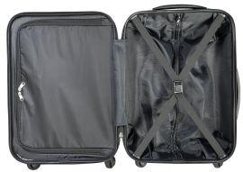 Cestovní kufr UNION JACK malý S MONOPOL E-batoh