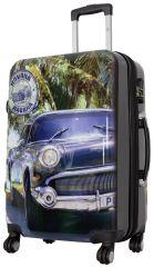 Cestovní kufr HAVANA CAR střední M