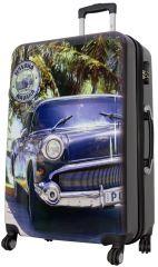 Cestovní kufr HAVANA CAR velký L