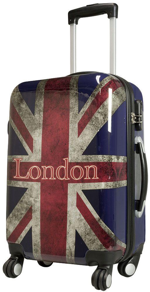 Cestovní kufr UNION JACK malý S