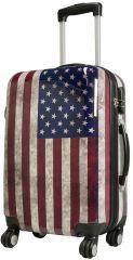 Cestovní kufr USA malý S