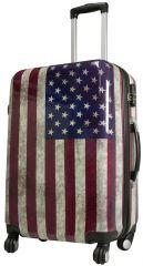 Cestovní kufr USA sřední M
