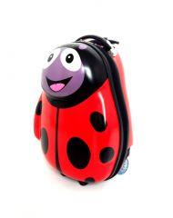 Dětský skořepinový kufr BERUŠKA XS