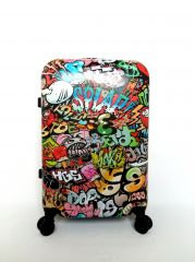 Cestovní kufr ABS BOOM TR-A29E M