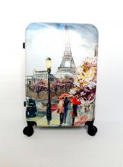Cestovní kufr ABS PARIS3 TR-A29 velký L