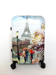 Cestovní kufr ABS PARIS3 TR-A29E M