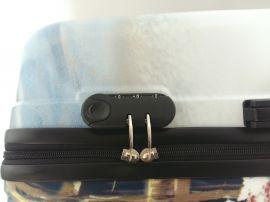 Cestovní kufr ABS PARIS3 TR-A29 S E-batoh