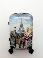 Cestovní kufr ABS PARIS3 TR-A29 S
