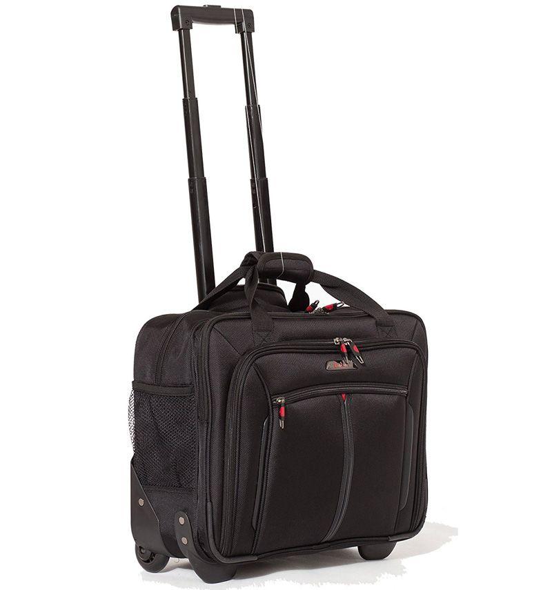 Kufr příruční na notebook AEROLITE WLB31 - černá