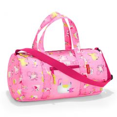 Reisenthel Mini Maxi Dufflebag Kids Abc friends pink