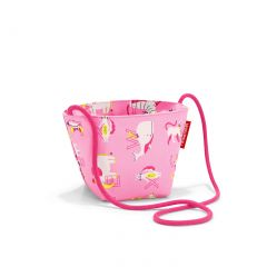 Reisenthel Minibag Kids Abc friends pink