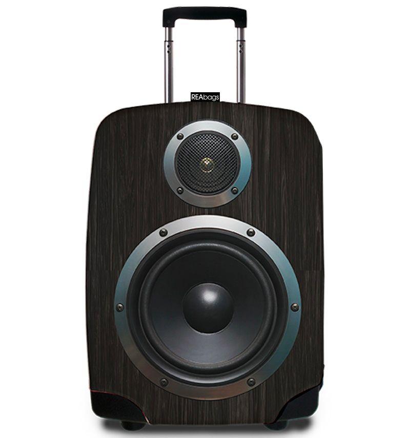 Obal na kufr REAbags® 9053 Boombox