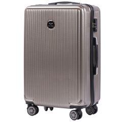 Cestovní kufr WINGS ABS POLIPROPYLEN BRONZE střední M