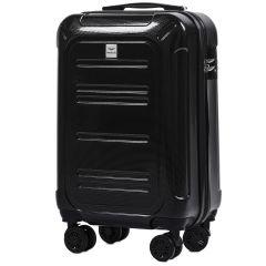 Cestovní kufr WINGS ABS POLIPROPYLEN RED malý S