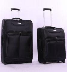 Sada cestovních kufrů AEROLITE T-9985/2 - černá