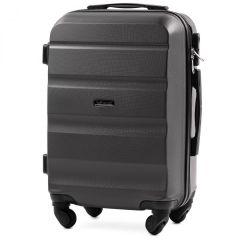 Cestovní kufr WINGS LOVEBIRD ABS DARK GREY malý xS
