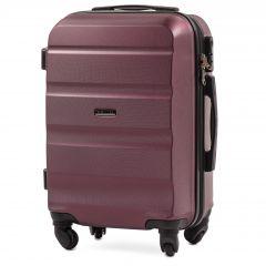 Cestovní kufr WINGS LOVEBIRD ABS BURGUNDY malý xS