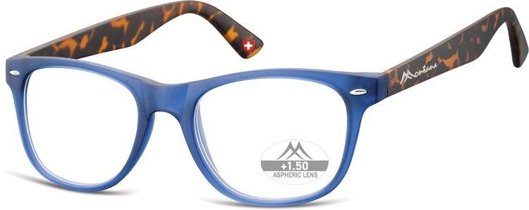 MONTANA EYEWEAR Dioptrické brýle MR67H BLUE +2,00