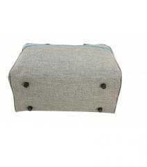 Příruční zavazadlo pro RYANAIR 40x25x20 GREY-BLACK RGL E-batoh
