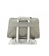 Příruční zavazadlo pro RYANAIR 40x25x20 BLACK-WHITE RGL E-batoh