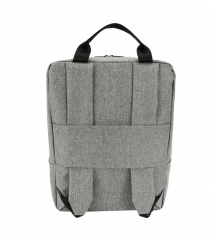 Příruční zavazadlo - batoh pro RYANAIR 40x25x20 GREY-TYRKYS RGL E-batoh