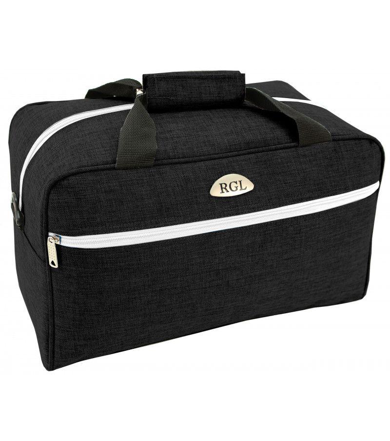 Příruční zavazadlo pro RYANAIR 40x25x20 BLACK-WHITE