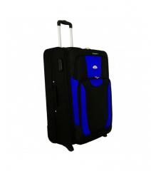 Cestovní kufr RGL 1003 BLACK-BLUE střední M
