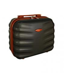 Kosmetický kufřík RODOS DARK-GREY velký