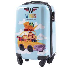 Skořepinový kufr CAR malý xS