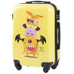 Skořepinový kufr MONSTER malý S