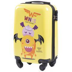 Skořepinový kufr MONSTER malý xS