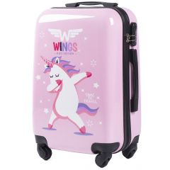 Skořepinový kufr UNICORN malý S