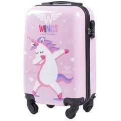 Skořepinový kufr UNICORN malý xS