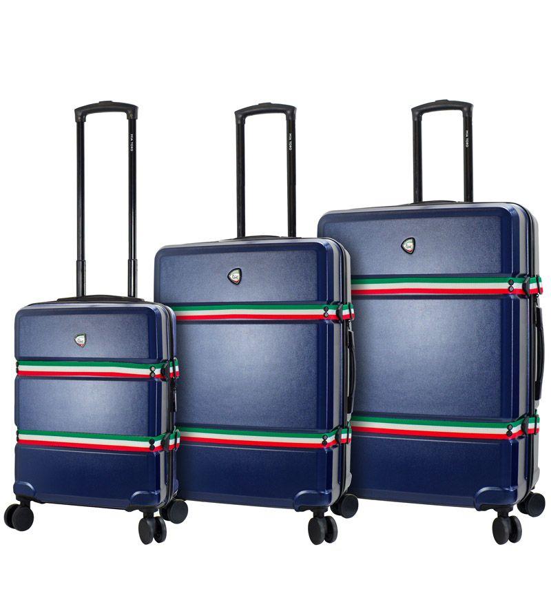 Sada cestovních kufrů MIA TORO M1543/3 - modrá