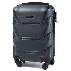Cestovní kufr WINGS 147 ABS DARK GREEN malý xS