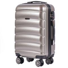 Cestovní kufr WINGS ABS-PP S TSA BRONZE malý S