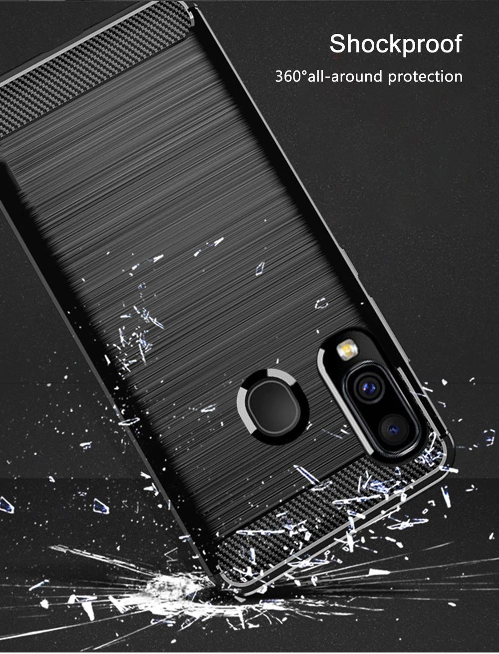 Pouzdro na Mobilní telefon Samsung Galaxy A40 black