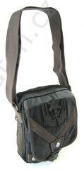 Taška přes rameno VOLUNTEER černá VA-1490-14