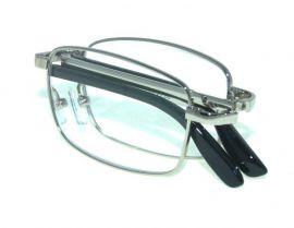 SKLÁDACÍ dioptrické brýle R825 +4,00 E-batoh