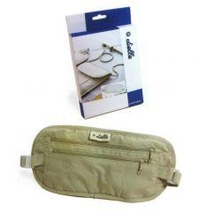 Bezpečnostní ledvinka Dielle AV-10-67 béžová E-batoh