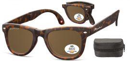 Sluneční skládání brýle BOX-FS40A polarizační čočka